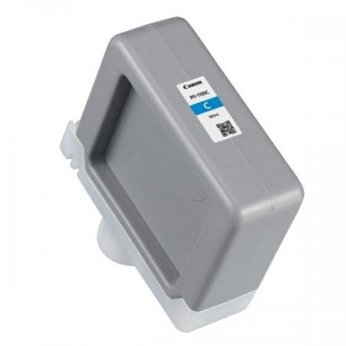 Canon Tinte PFI-1100C (0851C001) cyan 160ml
