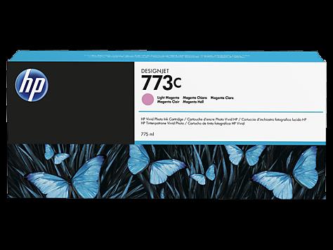 HP 773C Original Tintenpatrone Magenta light C1Q41A 775ml