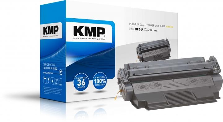 KMP H-T19 Toner ersetzt HP 24X