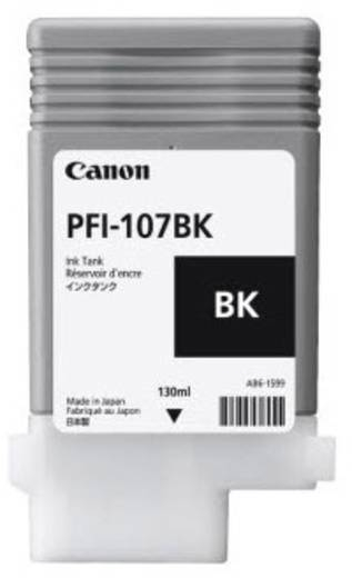Canon Tinte mattschwarz PFI-107BK 130ml