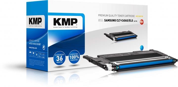 KMP SA-T54 Toner cyan ersetzt CLT-C406