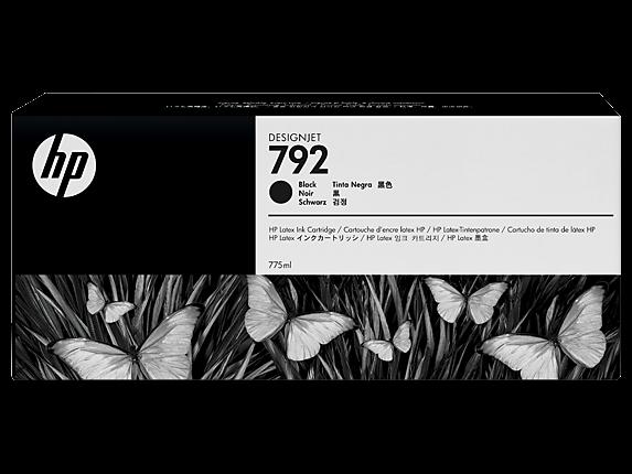 HP 792 Tinte schwarz Original 775ml CN705A