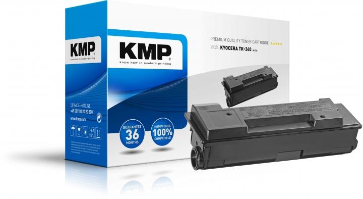 KMP K-T21 Toner ersetzt Kyocera TK340 (1T02J00EU0)