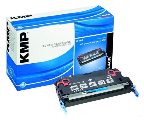 KMP H-T96 Toner schwarz ersetzt HP 501A (Q6470A)