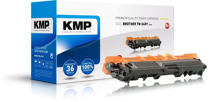 KMP B-T51 Toner Gelb ersetzt Brother TN245Y