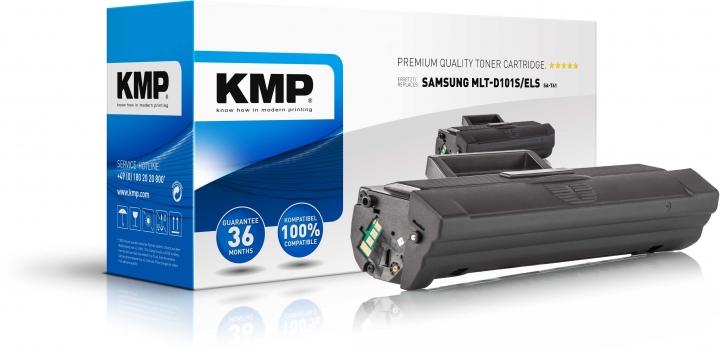 KMP SA-T61 Toner ersetzt Samsung 101 (MLTD101SELS)