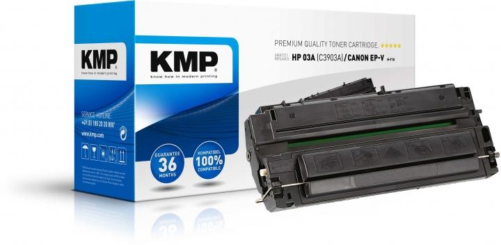 KMP H-T10 Toner ersetzt HP 03A