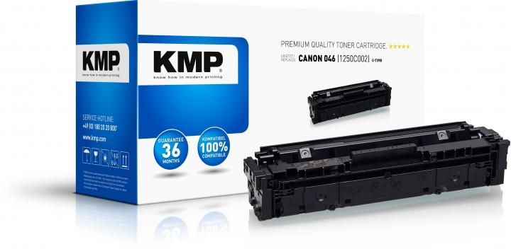 KMP C-T39B Toner Schwarz ersetzt Canon 046 1250C002