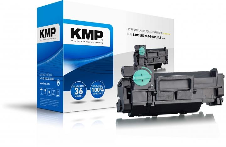 KMP SA-T86 Toner Schwarz ersetzt Samsung 304S (MLTD304SELS)