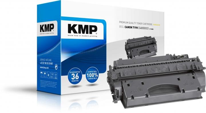 KMP C- T238BX T>Oner Schwarz ersetzt CANON 719H (3480B002)