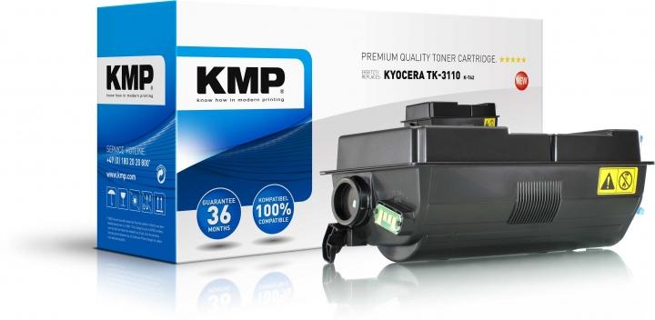 KMP K-T62 Toner ersetzt Kyocera TK3110 (1T02MT0NL0)