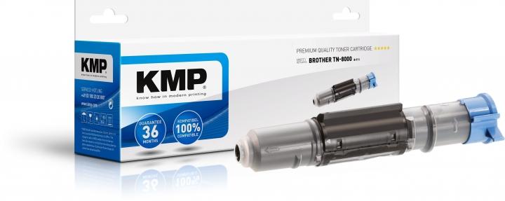KMP B-T11 Toner für Brother TN-8000 / Fax-8070/ MFC-4800 6800/ 9030 black