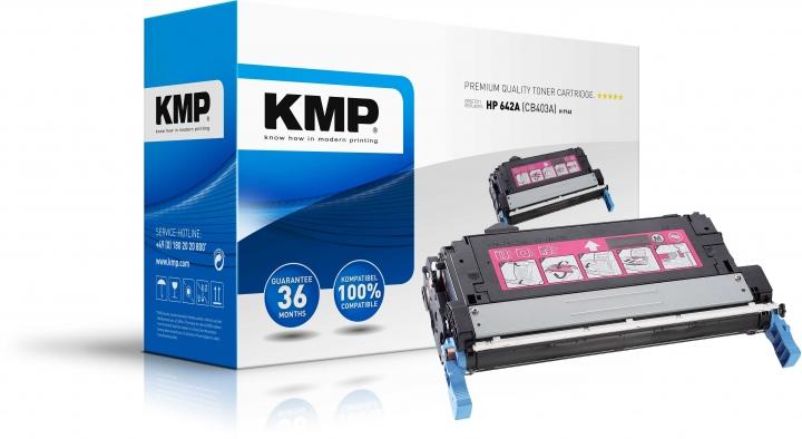 KMP H-T142 Toner ersetzt HP 642A