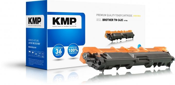 KMP B-T58A Toner Cyan ersetzt Brother BROTHER TN242C