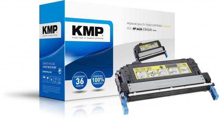 KMP H-T143 Toner ersetzt HP 642A