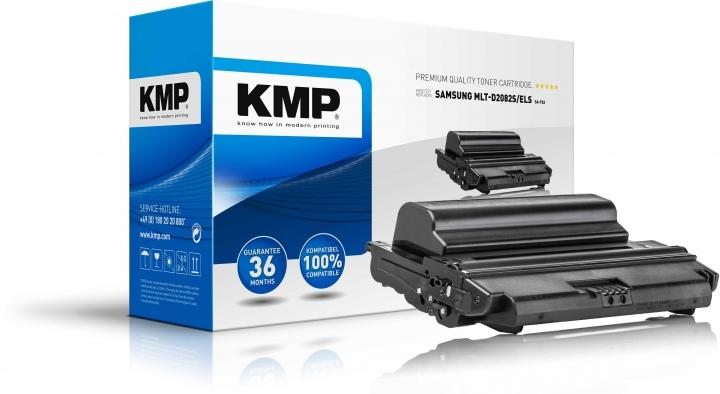 KMP SA-T52 Toner Schwarz ersetzt SAMSUNG 2082 (MLTD2082SELS)