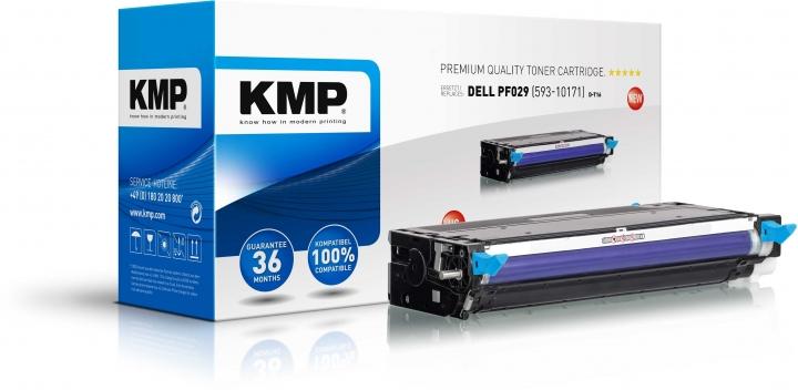 KMP D-T16 Toner ersetzt Dell PF029 (59310171)