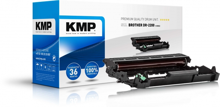 KMP B-DR22 Trommel ersetzt Brother DR2200
