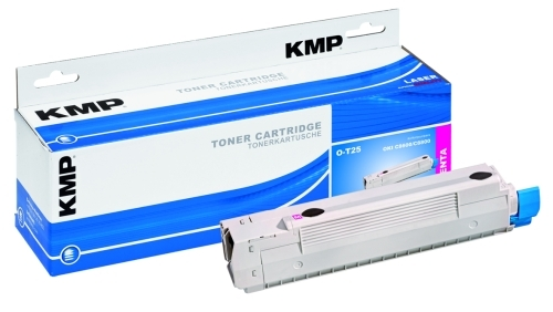KMP O-T29 Toner ersetzt OKI (44469705)