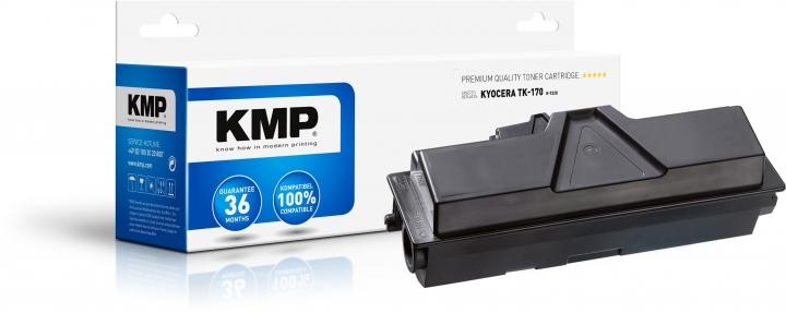 KMP K-T23X Toner ersetzt Kyocera TK170 (1T02LZ0NL0)