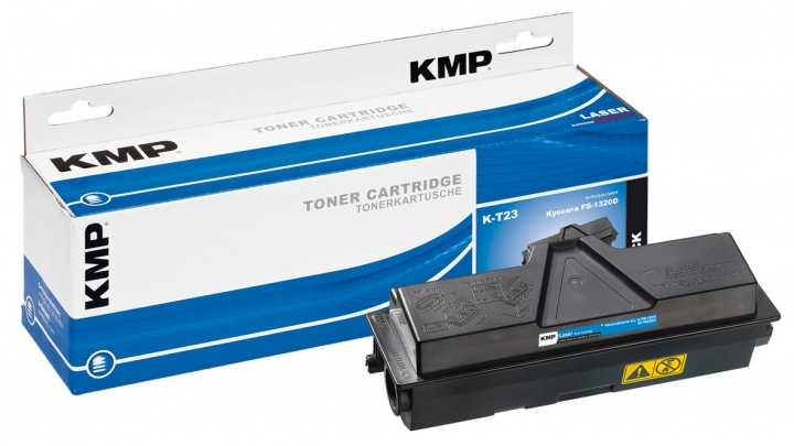 KMP K-T23 Toner ersetzt Kyocera TK170 (1T02LZ0NL0)
