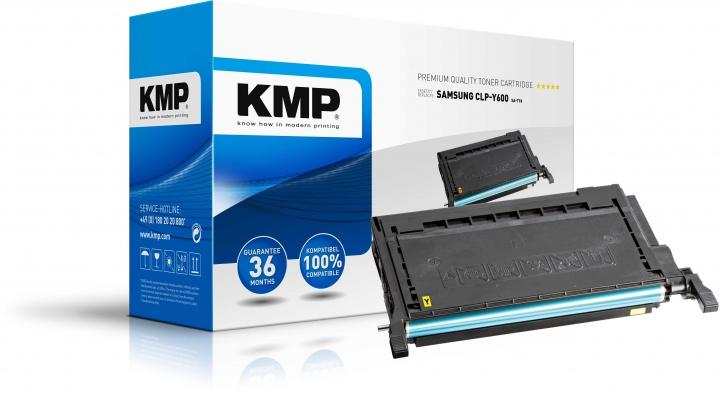 KMP SA-T18 Toner ersetzt Samsung (CLPY600AELS)