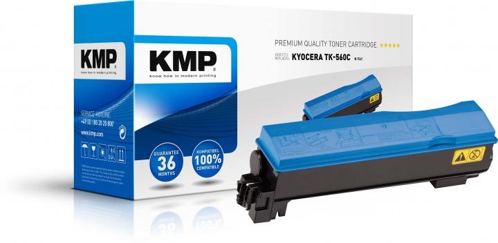 KMP K-T41 Toner ersetzt Kyocera TK560C