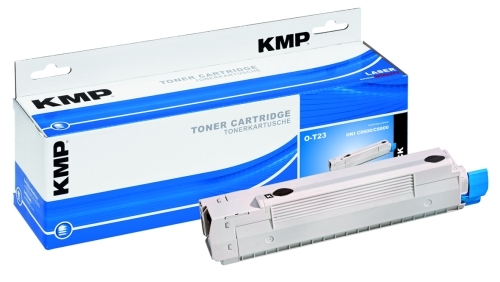 KMP O-T28 Toner ersetzt OKI (44469706)