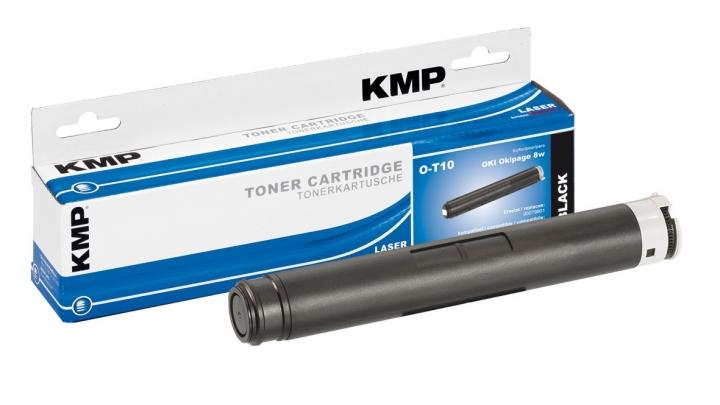 KMP O-T10 Toner ersetzt OKI TYPE6 (00079801)